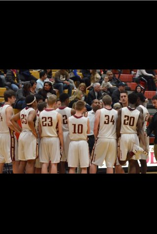Boys hoops takes lumps, but continues to compete