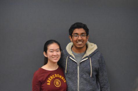 Lu and Karipireddy nominated for Presidential Scholarships