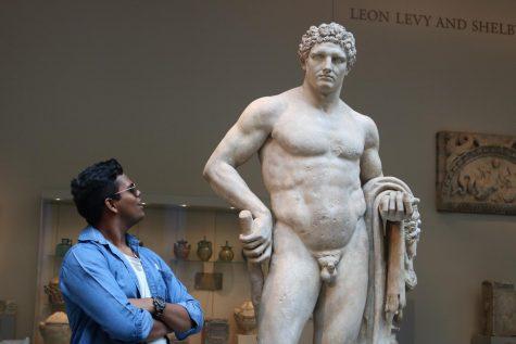 Latin students take Manhattan: Annual trip to Metropolitan Museum of Art was a Success