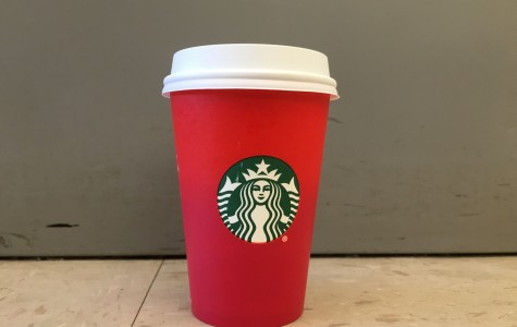 Starbucks' cups lead to controversy