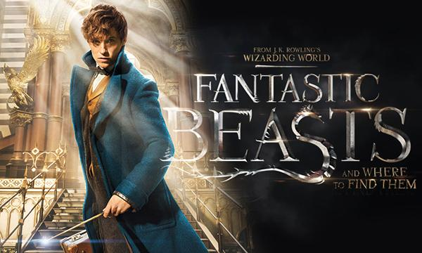 The newest Harry Potter movie has hit theaters.
