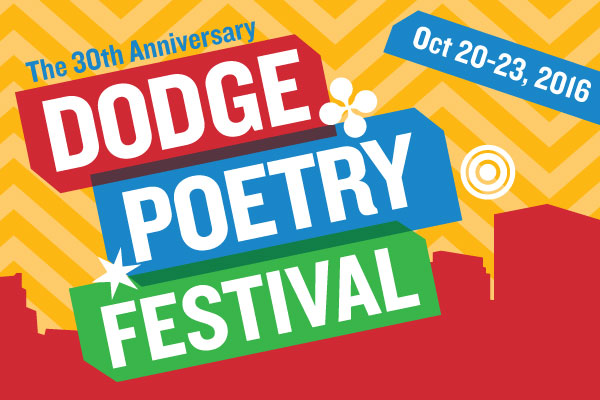 The Geraldine Dodge Poetry Festival is North Americas largest poetry festival.