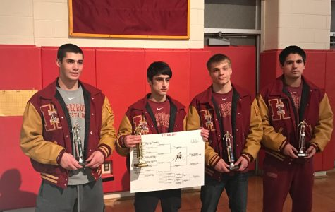 Grapplers continue to grind despite rocky road