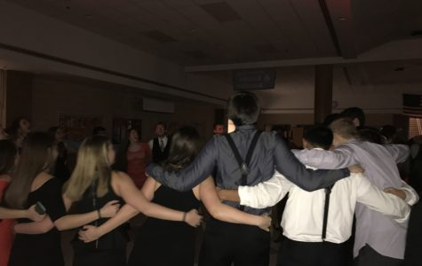 Snowball gets students dancing