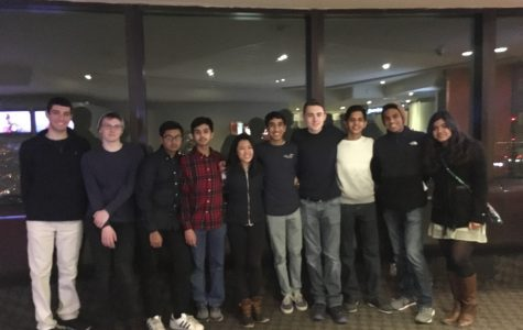 Debate team travels to Canada, despite some serious obstacles