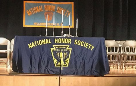 NHS Inducts Newest Members