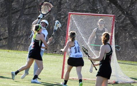 Girls Lacrosse Opens Season 1-1
