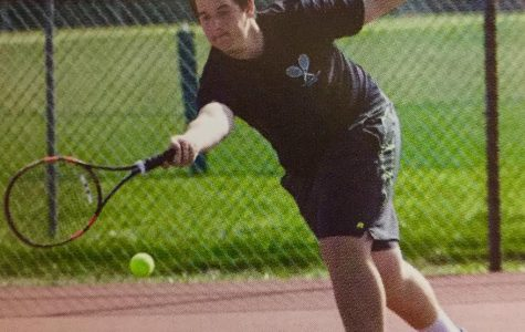 Boys Tennis Looks to Compete with County Heavyweights