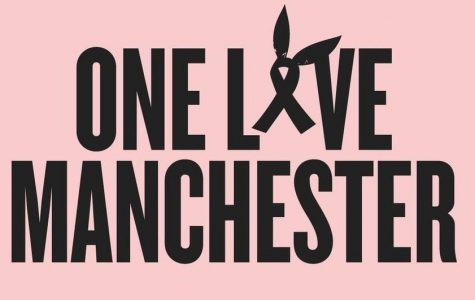 Ariana Grande brings positivity to Manchester