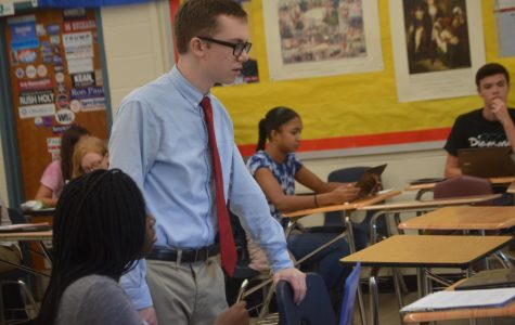 Student teachers start the year off strong