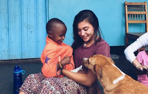 Brielle Seidel journeyed to the East African nation of Tanzania