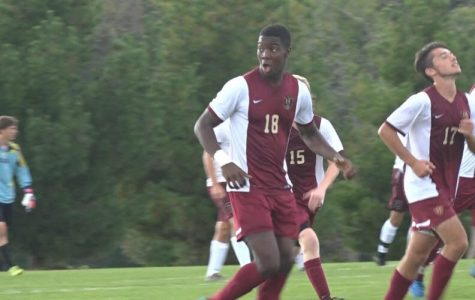 Boys soccer continues to fight against stiff competition