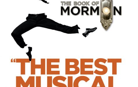 Book of Mormon still a Broadway must see event