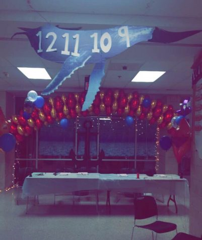 """Homecoming Dance romances attendees with """"under the sea"""" theme"""