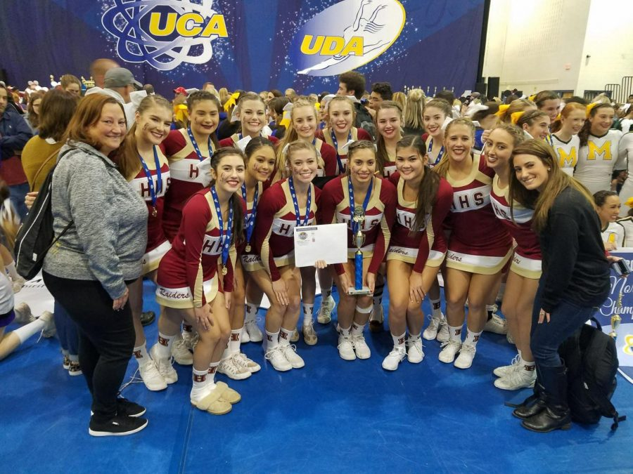 Boro Competition Cheer heads to Disney