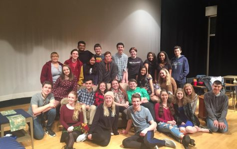 "HHS Theatre inspires and impresses with ""Just Listen"""