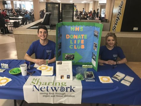 Donate Life Club works on behalf of organ donation