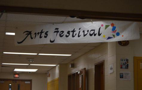 Winter Arts Festival showcases artistic talent