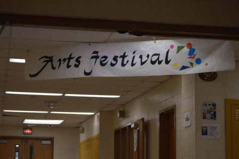 Winter Arts Festival showcases artistic talent