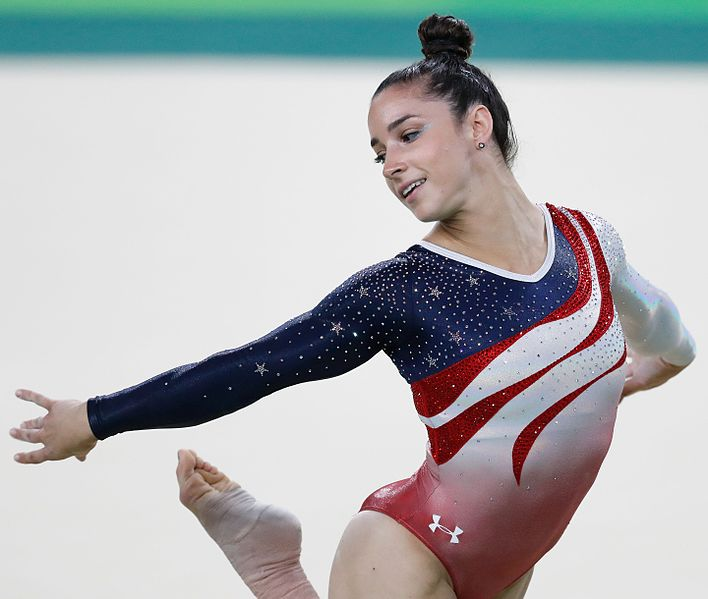 Aly Raisman, a two-time Olympian with six medals, is one of the many victims who spoke out against Larry Nassar.