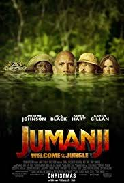 The latest edition of Jumanji hit theaters on December 20 2017.