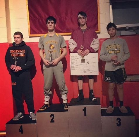 County Champion Anthony Donnadio has a promising future