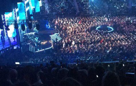 Raider does the Grammys