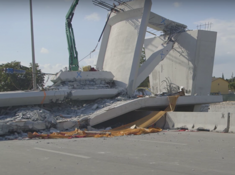 Florida bridge collapses, taking two lives
