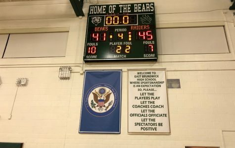 Girls Basketball Upsets top seed East Brunswick