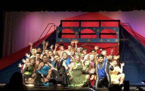 "HHS Theatre wows audiences with ""Pippin"""