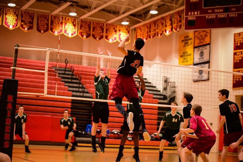Boys volleyball off to a red hot start