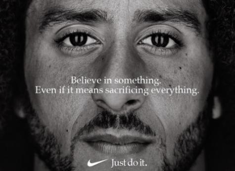 "Nike Sales ""Soar"" in Wake of Kaepernick Ad Campaign"