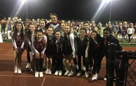 The Rockin' Raiders bring joy and passion to Raider sidelines