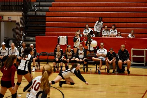 Girls volleyball recap: don't hate on my ace