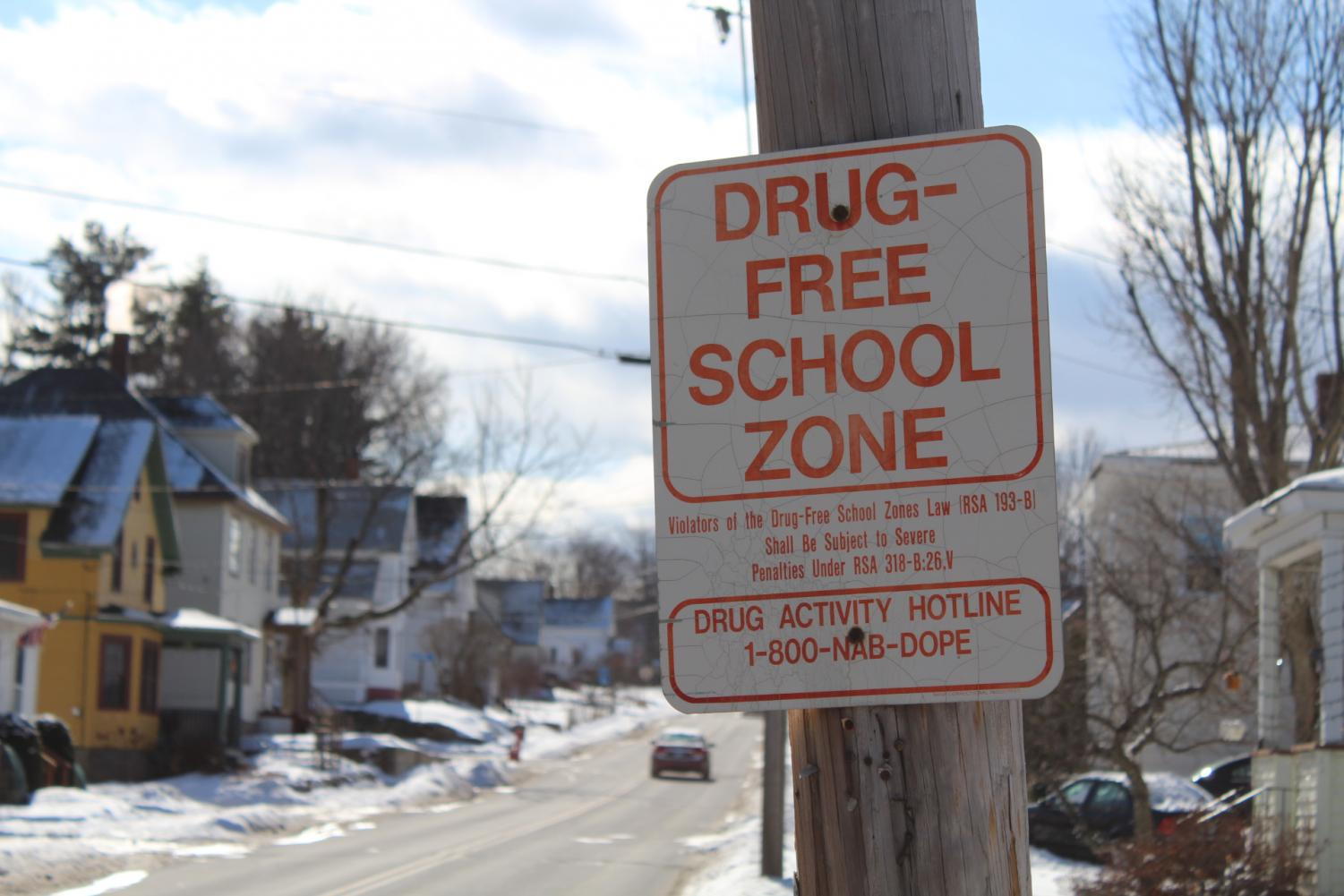 Hillsborough has always been a proponent of a drug-free town.