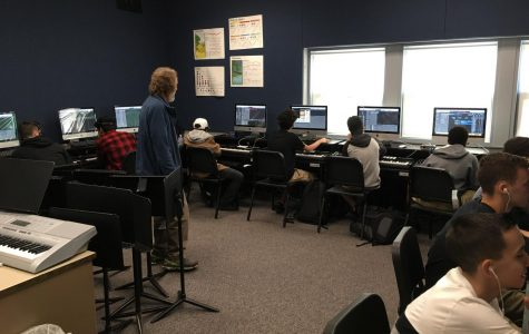 HHS revolutionizes music technology with new iMacs and Logic Pro X