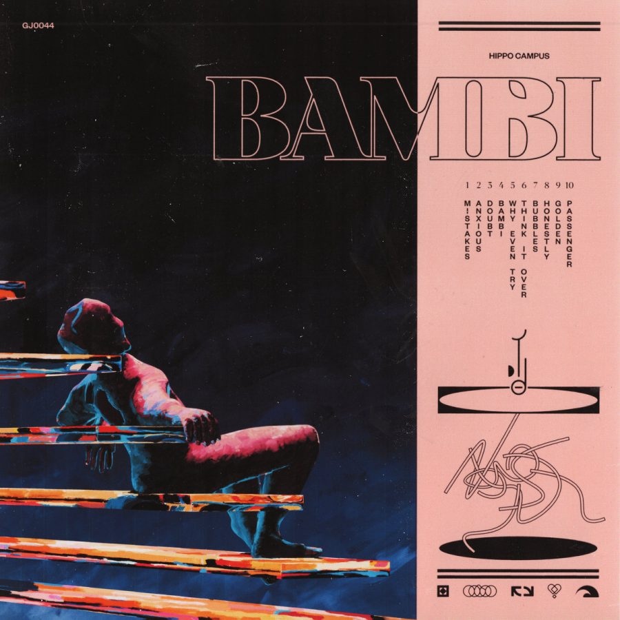 Hippo+Campus+debuted+their+sophomore+album%2C+%22Bambi%22%2C+on+Sept.+28.