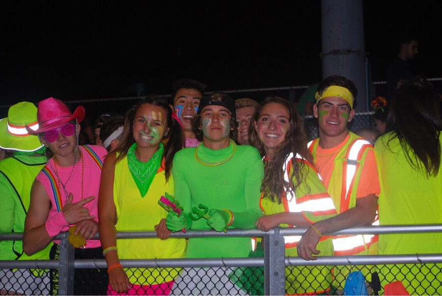 The+five+%22Boro+Superfans%2C%22+from+left+to+right%3A+Matt+Palmer%2C+Cassidy+Bayer%2C+Joey+Dunphey%2C+Gabby+Vangeli%2C+and+Sean+Ostergren.+