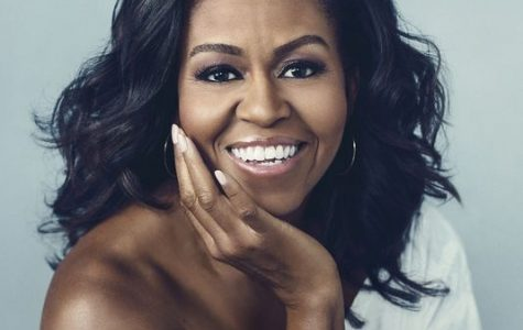 Michelle's first tribute as former first lady
