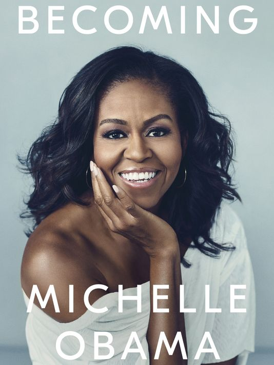 Michelle+Obama%27s+%22Becoming%22+is+Oprah%27s+new+book+club+pick.+