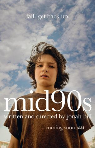 "Jonah Hill directs first movie, ""Mid90s"""