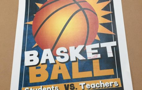 Student Vs. Teachers basketball game is sure to delight spectators