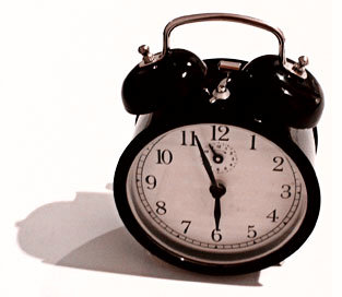 For most students, setting the alarm clock for a school day that starts at 7:20 a.m. is just too early.