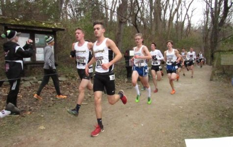 Raider runners finish season with several honors