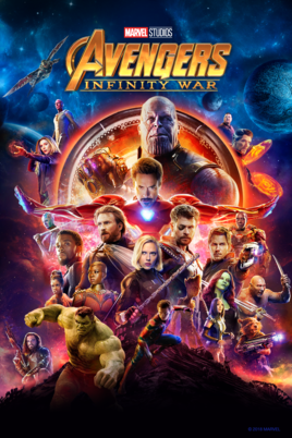 The latest Avengers film tops our list of the best movies of 2018.