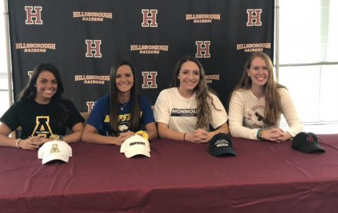 Students commit to Division I athletics on national signing day