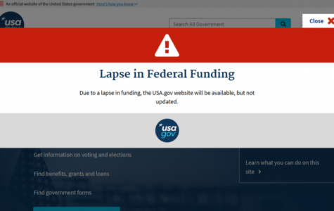 The Government Shutdown Just Keeps Going