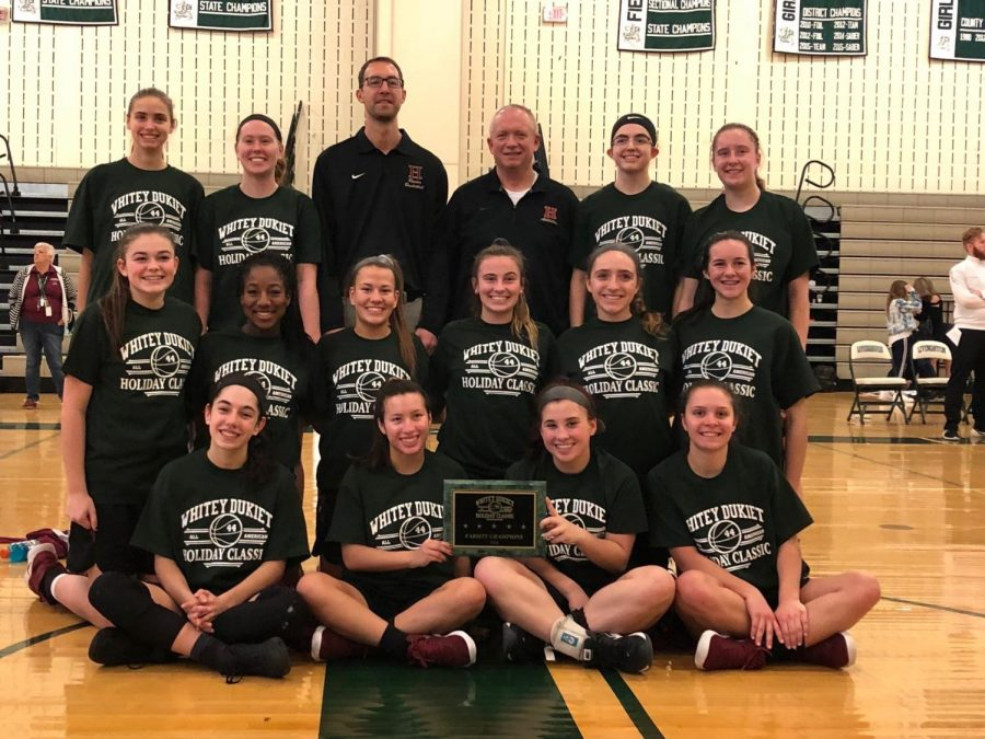 Lady Raiders defeat Livingston to win Whitey Dukiet All-American Holiday Classic