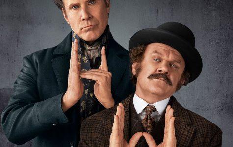 Holmes and Watson is a massive fail on Christmas