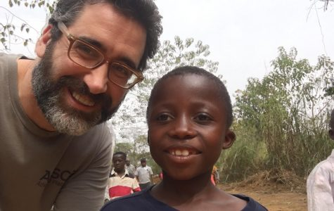 Robert Fenster travels to Africa and commits to change